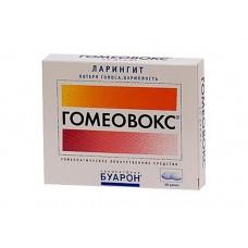 ГОМЕОВОКС №60 ТАБ. Д/РАССАС.