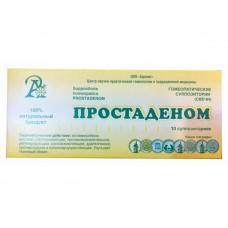 ПРОСТАДЕНОМ гомеопатические свечи №10