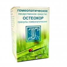 ОСТЕОКОР (КОМПЛЕКС № 46), гранулы гомеопатические 10г.