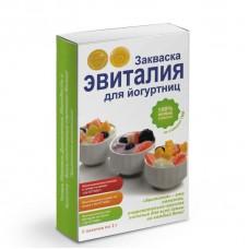 Эвиталия закваска для йогуртниц, пак. 2г. №5