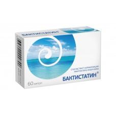 Бактистатин, капс. 500мг. №60